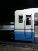 キハ58 198,小歩危にて