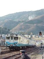 254D入線.阿波池田