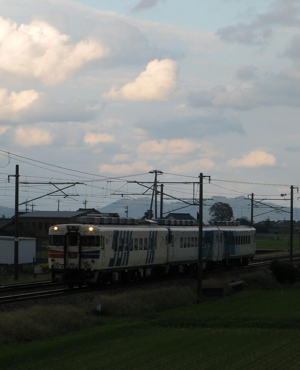 回9516D 北陸本線 西高岡〜福岡