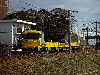 この列車は関西本線 井田川〜亀山
