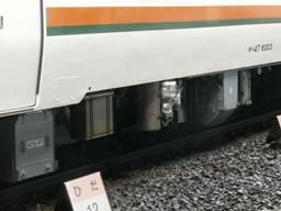 キハ47 6003にATS-PT搭載 岐阜
