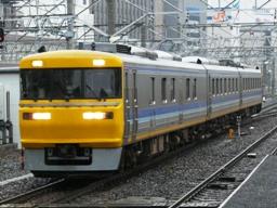 回9***D到着 名古屋