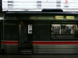 「南紀」号にキハ84-301 名古屋