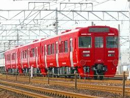9863レ稲沢発車