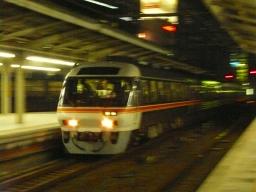 9013D入線 名古屋