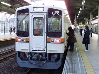 キハ11-123 3705D 岐阜