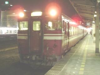 富山3番線 888D