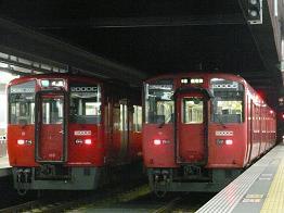 4459D(左),4868D 大分