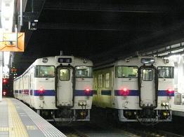 5450D(左),4458D 大分