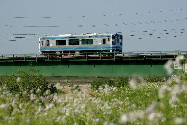 鈴鹿〜河原田