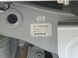 台車形式銘版 キハ25-101