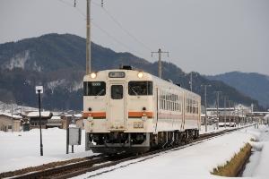 1829D 飛騨古川〜杉崎