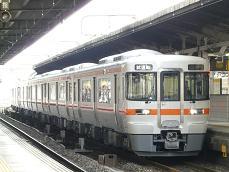キハ25-103ほか 名古屋