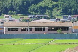 木造校舎の現況