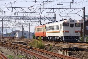 岐阜タ発車(12:12)