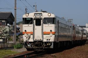 高山本線3736D