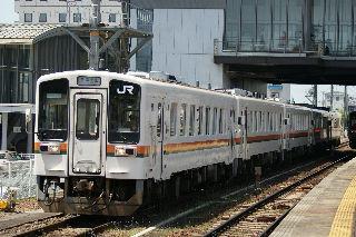 空の広い気動車王国美濃太田