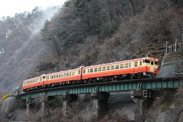 飛騨小坂〜渚