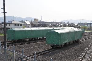キハ58 787・キハ30 51と貨車・電車は相変わらず