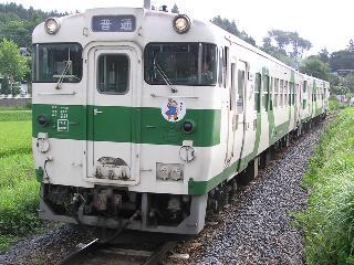 328D キハ40 1004+キハ40 1007 鴻野山