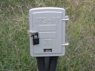 ATS-PT用接続箱