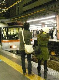 2036D キハ85-12ほか 大阪
