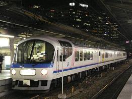 キハ65 601ほか 大阪
