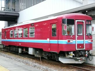 長良川鉄道13レ ナガラ501 美濃太田