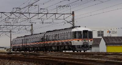 穂積→西岐阜