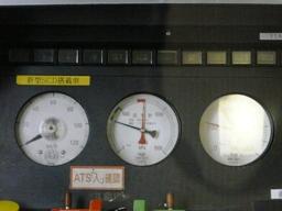 キハ11-2の後位側運転台 939C 津
